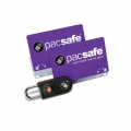 Pacsafe Prosafe 750 key card padlock