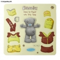 Brownie Guide Me to You magnet set