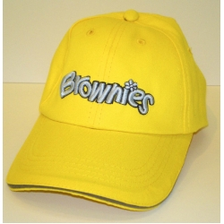 Brownie Guide Uniform  Baseball Cap
