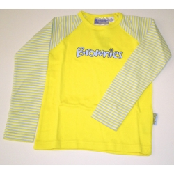 Brownie Guide Uniform  Long Sleeved T-Shirt