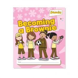 Becoming A Brownie (new style)