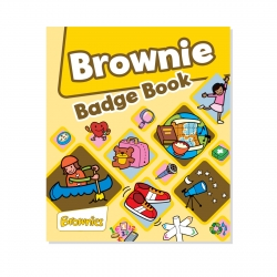 Brownie Badge Book (new style)