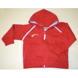 Rainbow Guide Uniform Hooded Jacket