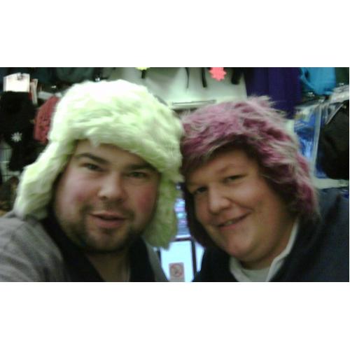 Fuzz bomb hats