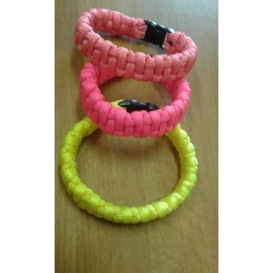 Paracord Survival Bracelet for good causes