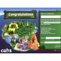 Cub Scout Investiture Certificates