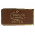 Leather Akela Badge