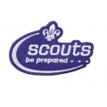 Scouts be prepared badge