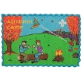 Scout Autumn Camp Fun Badge