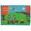 Scout Autumn Camp Fun Badge