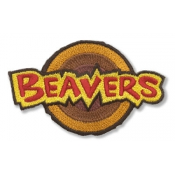 Beaver Scout Logo Badge