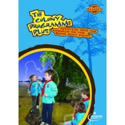 Beaver Scout Colony Programme plus Vol1