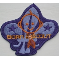 Born 2 Scout Badge