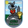 Cub Scout Well Done Badge