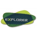 Explorer Scout Embroidered Badge