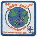JOTA \ JOTI 2011 Badge