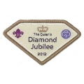 Queens Jubilee Badge