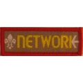 Scout Network Badge