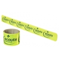 Scout Reflective Wrist Snap