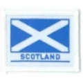 Scotland Emblem Badge