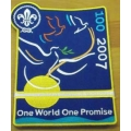 Scout Large Centenary Blanket Badge