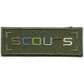 Scout Embroidered Fun Badge