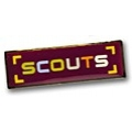 Scouts Pin Badge