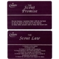 Scout Law and Promise Card