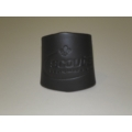 Scout Embossed Leather Woggle