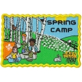Spring Camp Badge