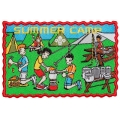 Summer Camp Badge